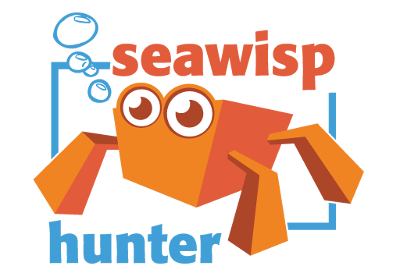 Seawisp Hunter Logo